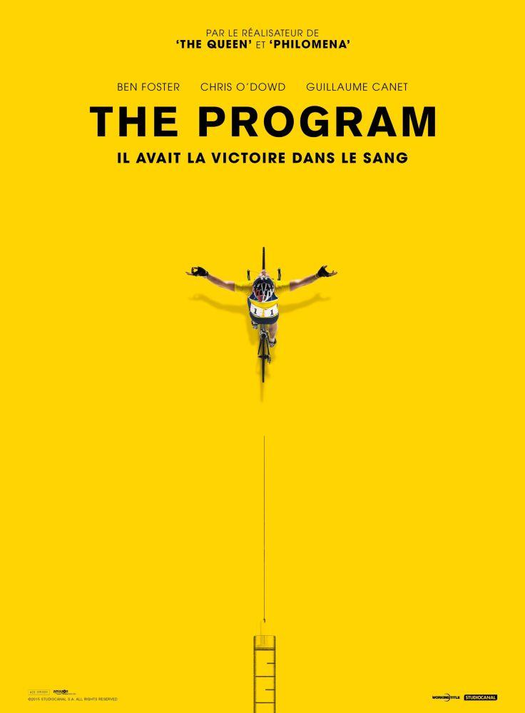 the program affiche
